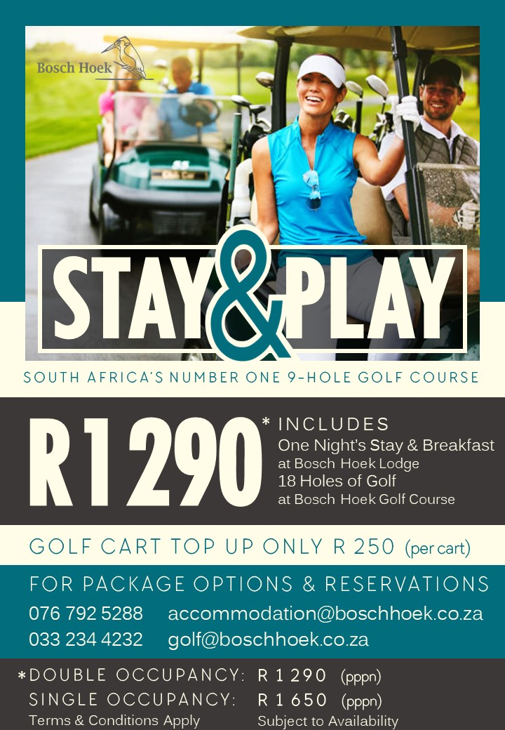2021 Stay & Play - Advert